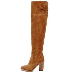 Dolce Vita Okana Over The Knee Suede Boots LB